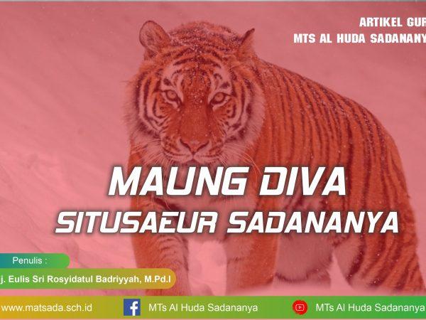 Maung Diva Situsaeur Sadananya